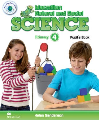 NUEVO Macmillan Natural Social Science 4 PB