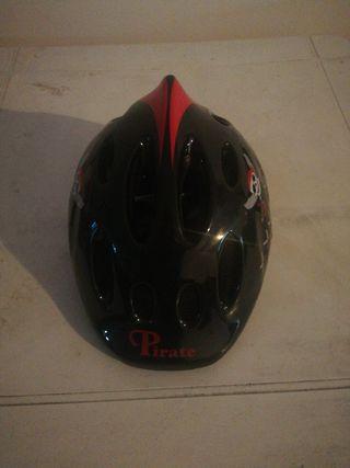 casco para niños