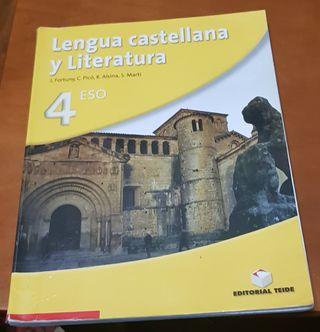 Lengua Castellana y Literatura 4°ESO