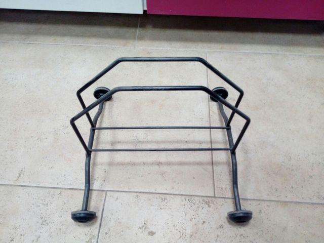 soporte bicicleta de ruedas