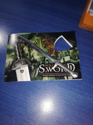 Espada en miniatura de Frodo Bolson y Bilbo