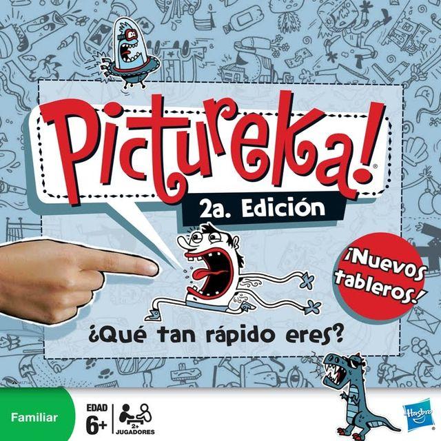 """JUEGO """"PICTUREKA 2ª Edición"""". Nuevos Tableros."""