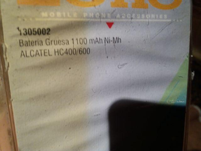 batería GRUESA Alcatel