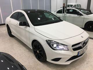 Mercedes-Benz Clase CLA 2016 BLANCO MATE