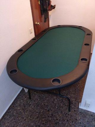 Mesa de Póker 120€ negociables