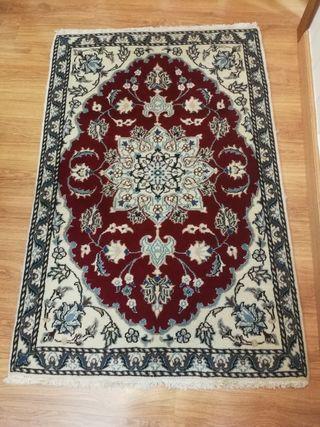 alfombra persa perfecto estado