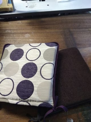 seat pads brand new