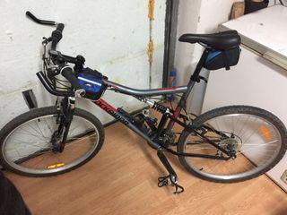 Bicicleta BTT ROCKRIDER 6.0