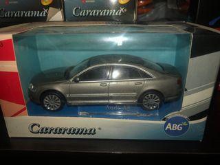Maqueta Audi a8