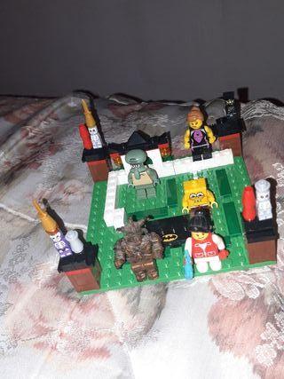 LOTE DE LEGO BOB ESPONJA