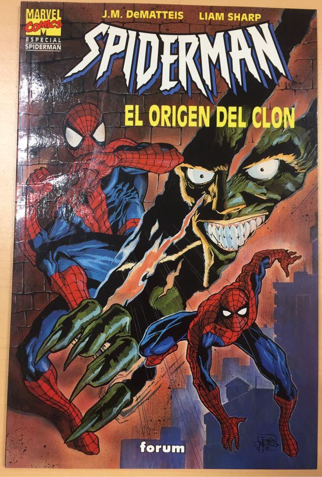 Spiderman. El Origen del Clon.