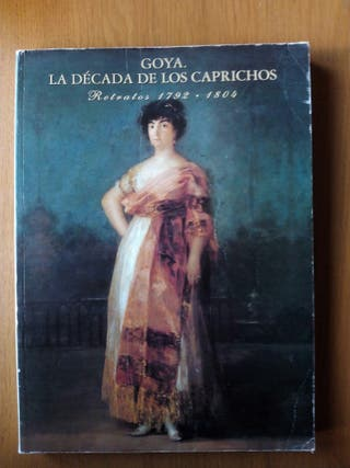 """""""Goya.La década de los caprichos.Retratos"""""""