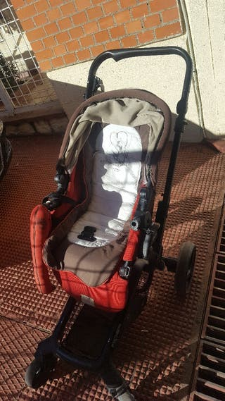 Carrito para bebé de 0 a 3 años