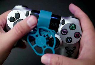 VOLANTES 3D PlayStation 4