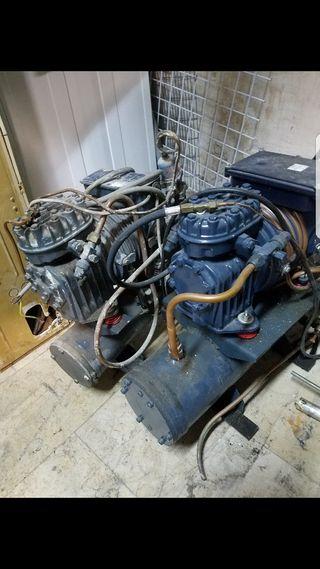 compresores para camaras industriales