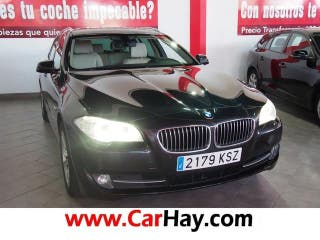 BMW Serie 5 520d Touring 135 kW (184 CV)