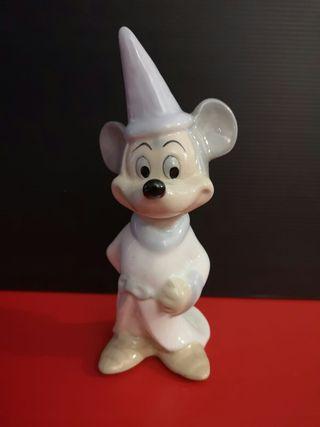 figura porcelana mickey mouse fantasia Disney