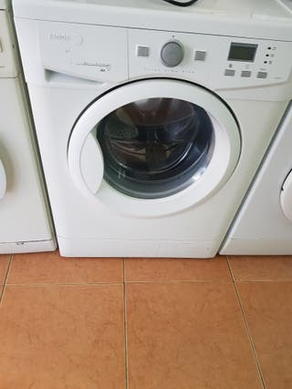 lavadora fagor 8kg moderna digital semi