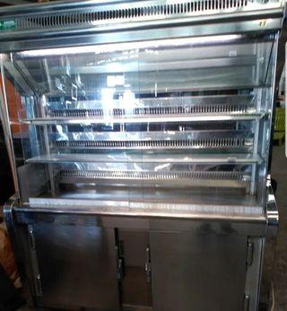 Vitrina frigorífica vertical