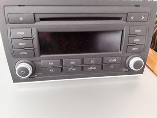 radio-cd coche