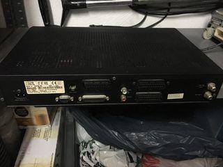 Descodificador satélite digital