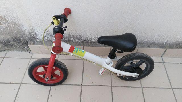 bicicleta inicio niña/o