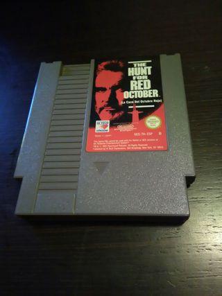 La caza del Octubre Rojo Nes