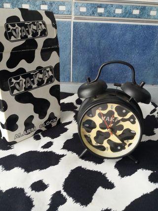despertador vaca