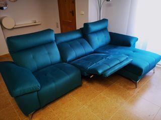 sofá chaisse longue