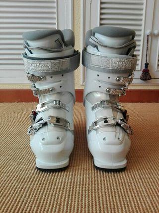 Botas esquí seminuevas talla pequeña