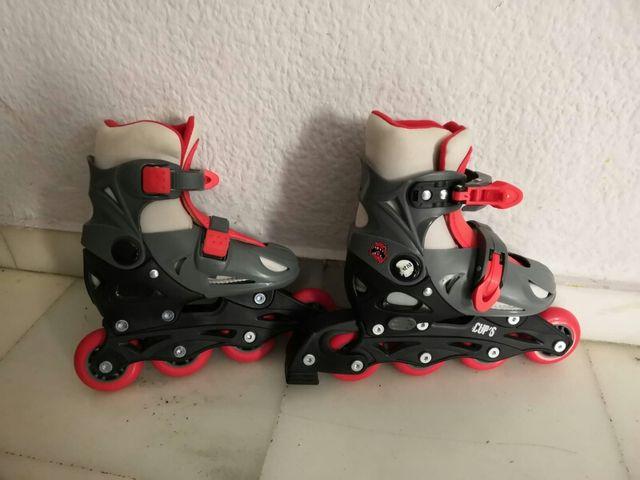patines talla 2931