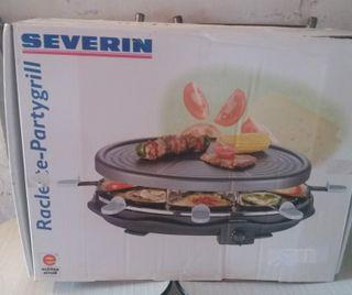 Plancha Raclette SEVERIN