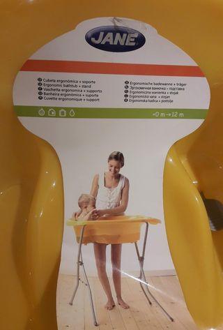 Bañera Jané para bebé NUEVA