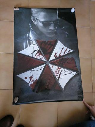 poster Resident evil 61x91