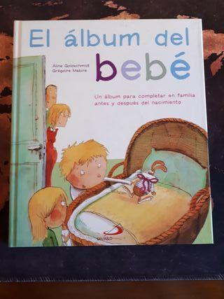 """Libro """"El álbum del bebé"""" SAN PABLO"""