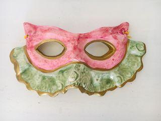 Máscara, antifaz veneciano
