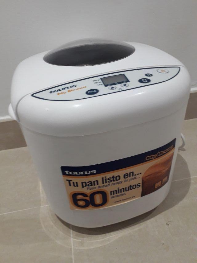 Panificadora TAURUS My bread