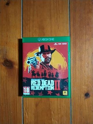 Read Dead Redemption 2 (XBOX ONE)