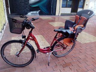 bici paseo KTM