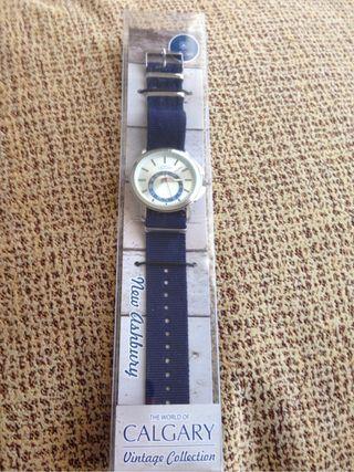Reloj nuevo sin estrenar