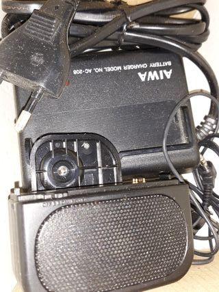 walkman. Stereo cassette recorder