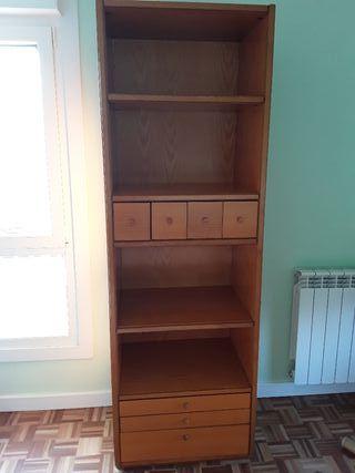 armario con cajones