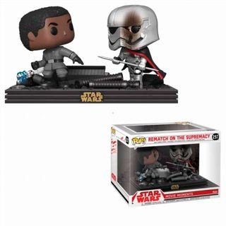 Figura POP Star Wars The Last Jedi Rematch on the