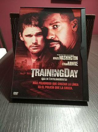 DVD Training Day (Día de entrenamiento)