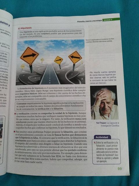 LIBRO 1° BACHILLERATO FILOSOFÍA ALGAIDA