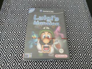 (precintado) Luigi's Mansion GameCube Nintendo
