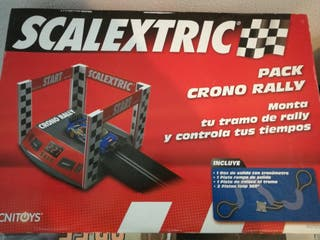 Crono Rally Scalextric