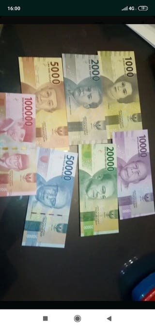 lote billetes del mundo