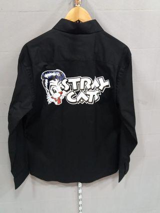 camisa Stray cats