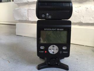 Flash Nikon Speedlight SB800